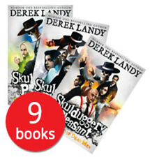 Skulduggery Pleasant Collection - 9 Books