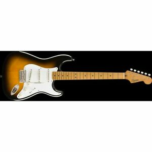 SQUIER Classic Vibe '50s STRATOCASTER 2-Color Sprazzo Sole