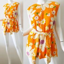 e6084fa8dc Summer/Beach 1960s 100% Cotton Vintage Clothing for Women for sale ...