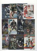 68 count lot mixed Nikolai Khabibulin CARDS! Coyotes/Blackhawks/Goalie