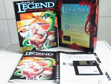 PC DOS: Worlds of Legend: son of the Empire-MINDSCAPE INTERNATIONAL 1993