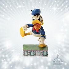 Donald DUCK JIM SHORE DISNEY TRADITIONS novità 2013 ENESCO Anatra 4032856