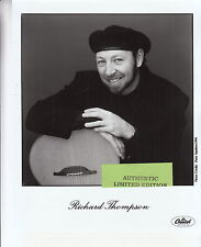 richard thompson limited edition press kit #2