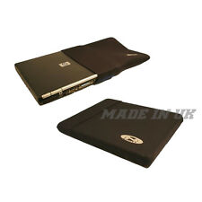 "LENOVO X220 12.5 ""Neoprene Laptop Cover Custodia Protettiva Pelle Nero UK"