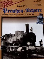 Eisenbahn Journal - PREUßEN REPORT Band n°5 1993 -Tr.21