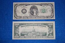 One Million Dollar Bill - Novelty