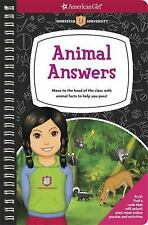 Animal Answers : Move to the Head of the Class with Animal Facts to Help You Pas