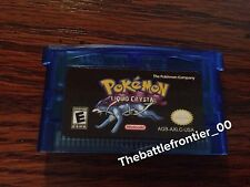 Pokemon Liquid Crystal Version First Class Shipping / USA