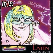 ACID JAZZ The LSD Latin,Soul & Dance Album CD