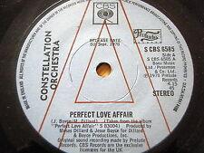 "CONSTELLATION ORCHESTRA - PERFECT LOVE AFFAIR  7"" VINYL PROMO"