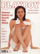 Dutch Playboy Magazine 1994-11 Nika Zdrok, Shannen Doherty, Helena Christensen