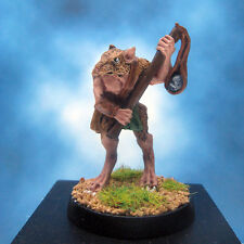 Painted Ral Partha Crucible Miniature Tauren Varmint