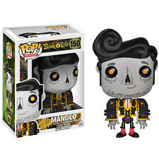 FUNKO POP 2014 MOVIES THE BOOK OF LIFE REMEMBERED MANOLO #150 Sealed IN STOCK