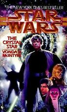 Star Wars - Legends Ser.: The Crystal Star by Vonda N. McIntyre (1995, Paperback