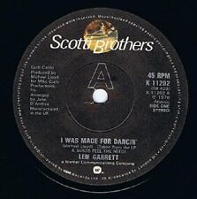 "Leif Garrett I fue hecha para bailando' 7"" Vinyl Record Scotti Brothers 1978 ex"