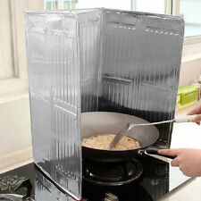Kitchen Cooking Frying Pan Oil Splash Screen Cover Anti Splatter Shield Guard WZ
