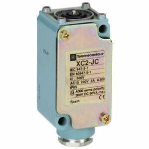 Telemecanique Capteurs zc2jc2 fixe limite Interrupteur Corps sans écran