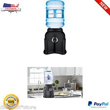 Table Top Cold Water Dispenser Cooler 5 Gallon Countertop Clean Work Office Home