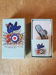 The Who Hits 50! Live USB Swivel Drive