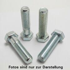 M7 Schraube Sechskantschraube  Sonderschraube Vollgew./Teilgewinde (+)