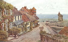 Devon: Lynmouth, Mars Hill - Unposted 1920's - AR Quinton #3194