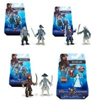 PIRATES OF THE CARIBBEAN ACTION FIGURES - CHOICE OF 4 DIFFERENT CHARACTERS - NEW