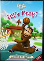 Brother Francis Let's Pray A Lesson on Prayer New Christian DVD for Kids