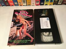 Attack Of The 50 Ft. Woman VHS 1993 TV Movie Sci Fi Comedy Daryl Hannah 90s