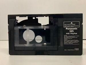 Panasonic VHS PlayPak VHS-C to VHS tape Motorized Converter  B2