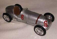 BRUMM R70 Scale 1:43 1937 #6 MERCEDES BENZ W125