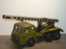 Simca Truck Rocket Launcher - Joustra France *36553