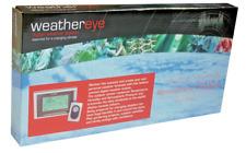 Weathereye Wireless Digital Weather Station Sensor Thermometer Home Outdoor UK