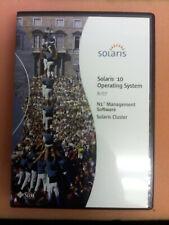 Solaris 10 Operating System 8/07 + N1 Management + Cluster