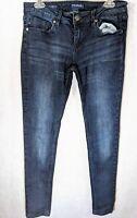 VIGOSS The Jagger Skinny Womens Dark Wash Jeans Sz 29x31