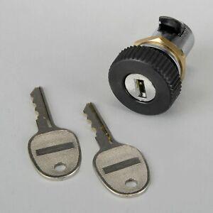 1968-1979 Volkswagen Beetle Type 3 Ghia Bus Glove Box Locking Round Latch 384413