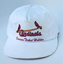 "St Louis ""Cardinals"" ""Season Ticker Holder"" One Size Fits All Baseball Cap Hat"