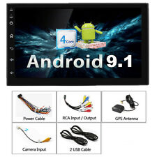 """2Din 7"""" 1080P Car Stereo Radio Android 9.1 Quad-core 1GB-16GB GPS Mirror Link"""