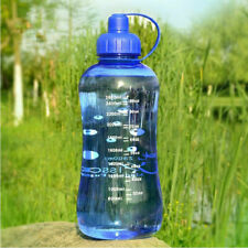 Outdoor Water Bottle Sport Water Bottle Leak-proof Plastic Large Capacity Bottle