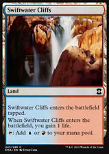 MTG SWIFTWATER CLIFFS FOIL EXC - RUPI DI RAPIDACQUE - EMA - MAGIC