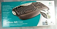 Logitech 967300 Cordless MX Duo Keyboard & Mouse ( PC / Mac )