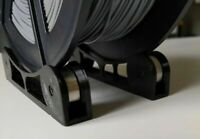 3D Printer Filament Spool Holder, USA MADE, Fast Shipping, See Description (V2)