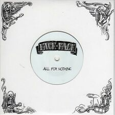 "Face To Face ‎""All For Nothing"" clear seven inch vinyl EP [Punk Rock from USA]"