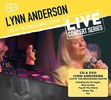 Lynn Anderson - Live At The Renaissance Center (NEW CD+DVD)