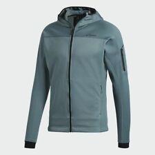 Adidas STOCKHORN Fleece Hooded JACKET II MEN'S 2XL