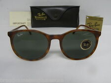 New Vintage B&L Ray Ban Traditionals Style C Blond Tortoise L1674 Round