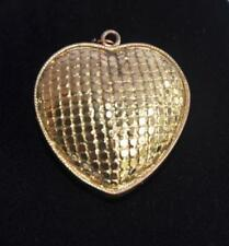 Hearts/Love Gold Vintage Costume Jewellery