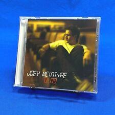 [TESTED] Joey McIntyre – 8:09   CD Album 2004 Pop US New Kids On The Block RARE