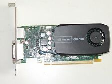 Nvida Quadro 600 1 Go GDDR 3 AutoCAD Certified Carte graphique Dell 05 yghk Black Ver