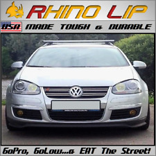 VW Playa Apollo Lamando Caddy Logus Coupé Spoiler Splitter Rubber Chin Lip Trim