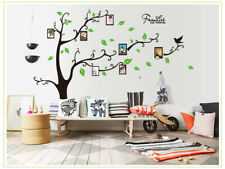 DIY Removable Vinyl Wall Decal Family picture frame tree Sticker Home Decor